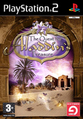 The quest For Aladdin's Treasure - Playstation 2