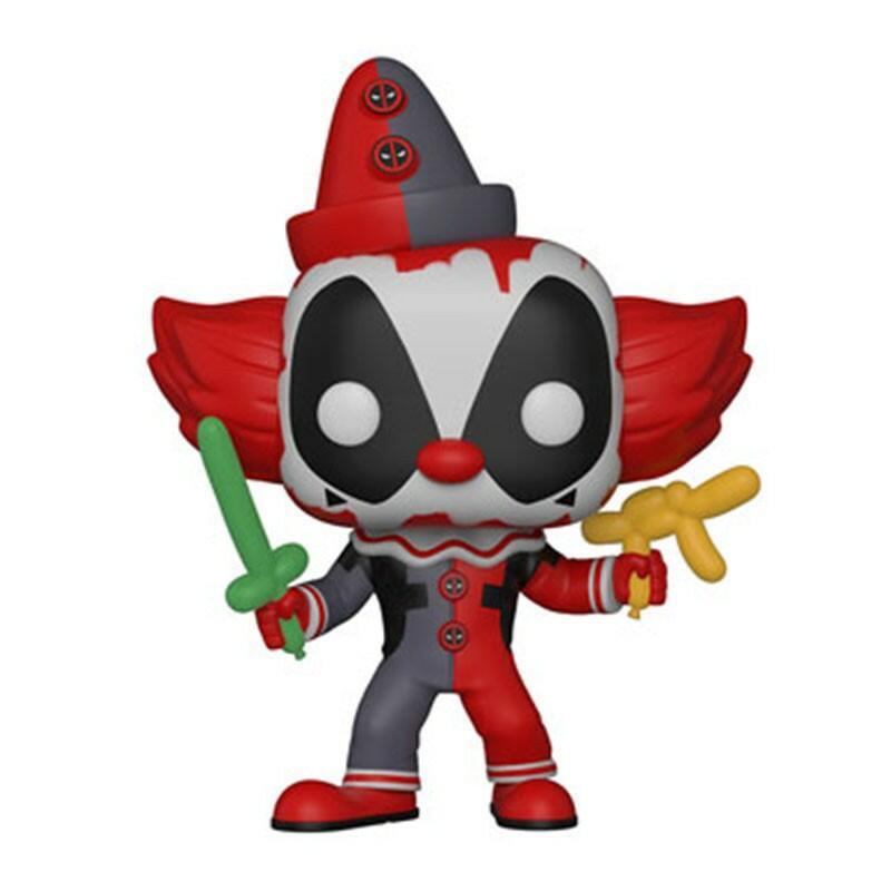 figurine pop ca le clown
