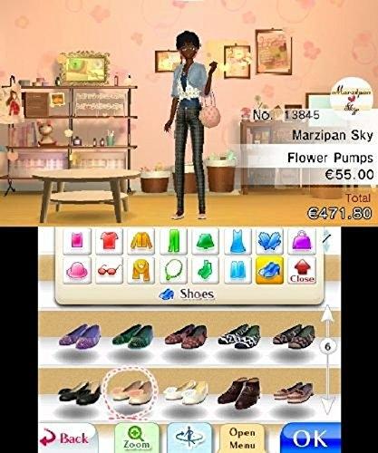 La Nouvelle Maison Du Style 2 Les Reines De La Mode 3ds Reference Gaming