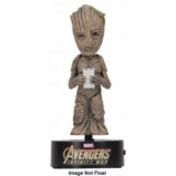 Body Knocker Avengers : Infinity War - Spider - Groot