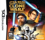Star Wars The Clone Wars : Les Héros de la République - DS
