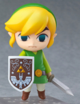 Figurine Nendoroid Link version The Wind Waker - 10 cm