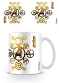 Mug Avengers: Infinity War 315 ml - Icones Connecté