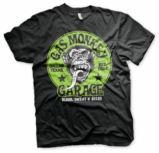 T-Shirt Gas Monkey Garage : Logo Vert - L
