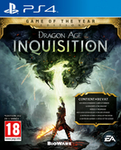 Dragon Age Inquisition édition Game Of The Year - PS4