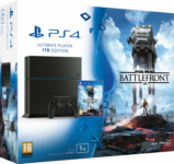 Console PS4 + Star Wars Battlefront - 1 To