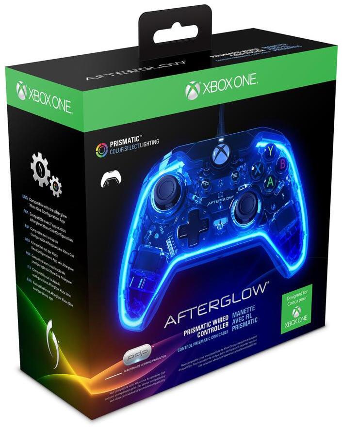 Manette Afterglow Prismatic Xbox One Acheter Vendre