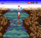 Axelay - Super Nintendo