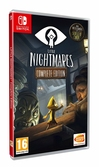 Little Nightmares Complete Edition - Switch