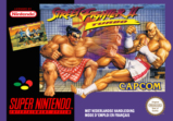 Street Fighter 2 Turbo - Super Nintendo