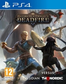 Pillars of Eternity 2 : Deadfire - PS4