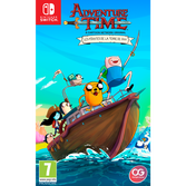 Adventure Time : Les Pirates De La Terre De Ooo - Switch