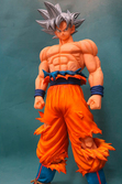 Figurine Dragon Ball Super Grandista : Goku Ultra Instinct Maîtrisé