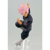 DRAGON BALL SUPER Figurine Black Goku Super Saiyan Rosé Fes Special