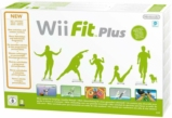 Wii Fit Plus + Wii Balance Board (blanc)
