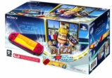 Console PSP Slim & Lite Rouge Bundle Buzz (3004)
