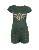 Shortama Femme The Legend of Zelda : Hyrule Nightwear - XXL