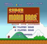 Super Mario All Stars - Super Nintendo