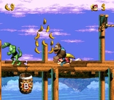 Donkey Kong Country 3 Dixie Kong's Double Trouble - Super Nintendo