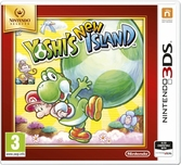 Yoshi's New Island Nintendo Selects - 3DS