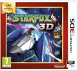 Star Fox 64 3D Nintendo Selects - 3DS
