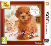 Nintendogs + Cats : Caniche Toy & ses Amis Nintendo Selects - 3DS