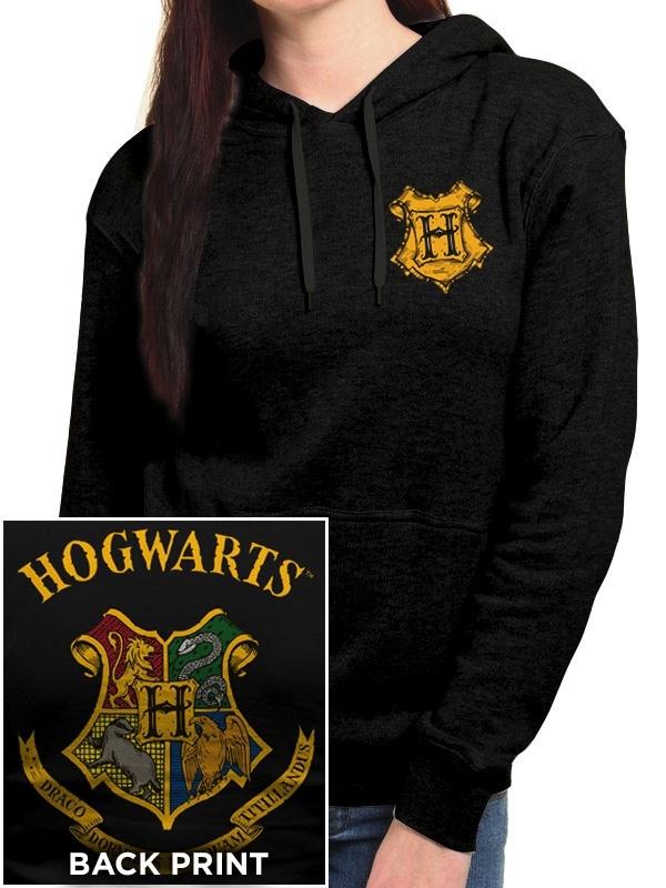 Sweat L À Poudlard Shirt Femme Capuche Potter Référence Harry 0w0rO1q