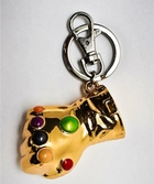 MARVEL - Porte clés 3D Metal Blister Box - Infinity Gauntlet