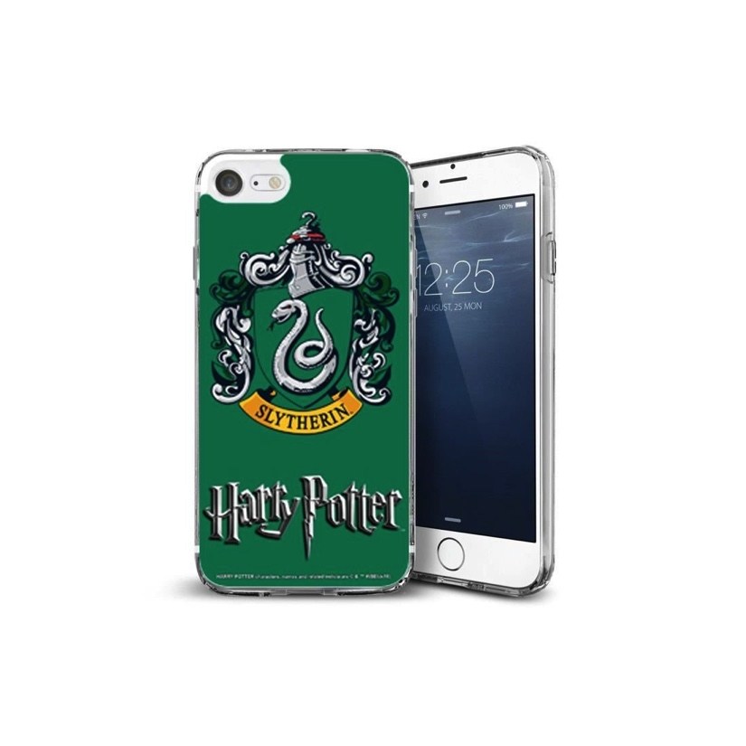 coque iphone 7 harry potter serpentard apple r f rence gaming. Black Bedroom Furniture Sets. Home Design Ideas
