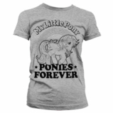 T-Shirt Femme My Little Pony : Ponies Forever - XXL