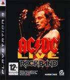 Rock Band AC/DC Live - PS3