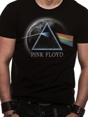 T-Shirt Pink Floyd : Dark Side Moon - S