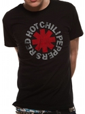 T-Shirt Red Hot Chili Peppers : Astérisque - XXL