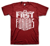 T-Shirt Fast and Furious : Est 2007 - L