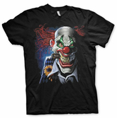 T-Shirt Clown Horreur - XL