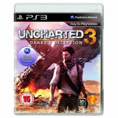 Uncharted 3 L'ilusion de Drake - PS3