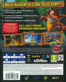 Crash Bandicoot : The N Sane Trilogy 2.0 - PS4