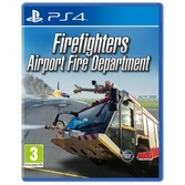 Firefighters : Airport Fire Departement - PS4