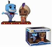 Figurines Diorama POP DISNEY Movie Moments N° 409 Aladdin's First Wish