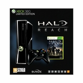 Console Xbox 360 slim noir 250 Go Halo Reach édition