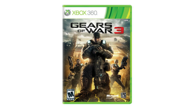 console xbox one slim 2tb gears of war - microsoft