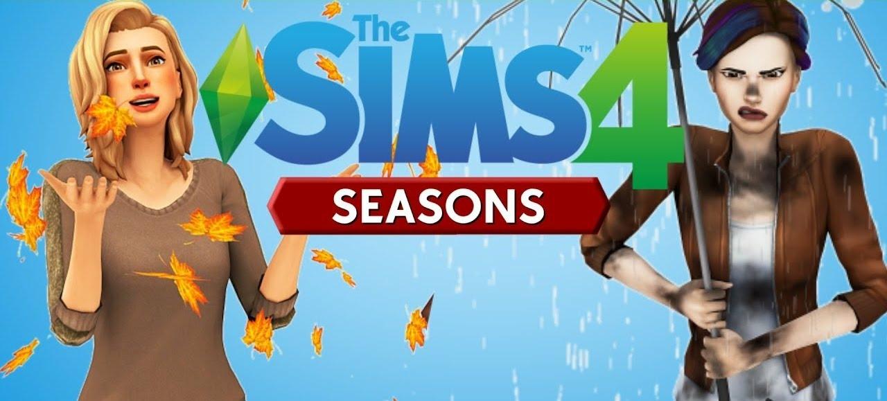 les sims 4 saisons