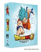 DRAGON BALL SUPER - L'intégrale de la série Episodes 1-46 - Blu-ray