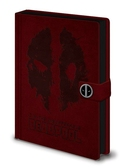DEADPOOL - Carnet de Notes A5 Premium - Splat