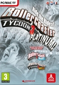 Roller Coaster Tycoon 3 Platinum - PC - MAC