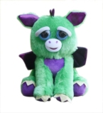 Feisty Pets - Peluche 20cm - Dragon
