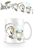 DISNEY - Mug - 300 ml - Beauty and the Beast - Chip Playtime
