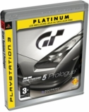 Gran Turismo 5 prologue édition Platinum - PS3