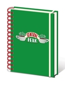 FRIENDS - Carnet de Notes A5 - Central Perk