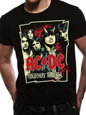 T-Shirt AC/DC - Highway to Hell - XL